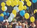Патриотичные школьники: 1 сентября в Украине (фото)