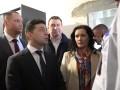 Зеленский повторно приехал с проверкой в Бориспольскую больницу