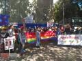 В Одессе под охраной полиции прошел Марш равенства