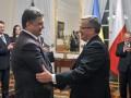 Порошенко и Коморовский посетят Молдавию