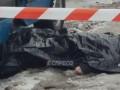 В Киеве мужчину убили прямо на остановке из-за сделанного замечания