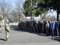 Тернопольский призывник выпал из 5 этажа в попытке бегства