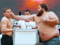 В России прошел чемпионат по пощечинам