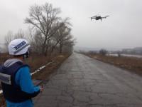 Наблюдатели ОБСЕ потеряли беспилотник под Донецком