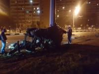В Харькове в ДТП погибли три студента из Иордании