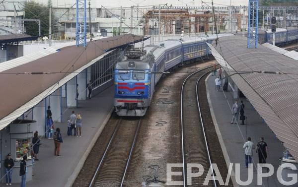 Украина планирует закрыть жд-сообщение сРоссией