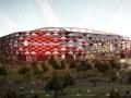 Российские СМИ взбудоражила новость о том, что новый стадион Спартака станет бело-голубым