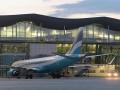 В феврале аэропорт Борисполь увеличил пассажиропоток на 30%