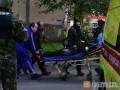 В Питере во время проведения спецоперации прогремел взрыв