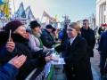 Тимошенко назвала столкновение под Радой спланированной провокацией