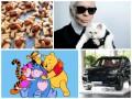 Позитив дня: День Рождения Винни-Пуха, кошка Лагерфельда и новый Porsche Cayenne