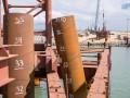 Оккупанты объявили о сооружении опор Керченского моста