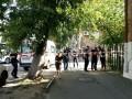 В Киеве произошла стрельба: ранили мужчину