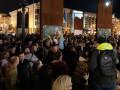 На Майдан Незалежности прибывают протестующие