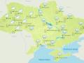 Погода в Украине на 23 января: похолодание и снег с дождем