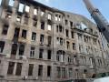 Пожар в колледже в Одессе: подозреваемой избрали меру пресечения