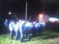 Штурм РОВД на Святошино: милиция отрицает применение слезоточивого газа против участников акции