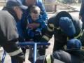 В Кировоградской области школьник застрял в уличном тренажере