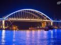 Крымский мост: блогер снял видео стройки накануне открытия