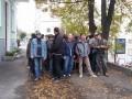 Журналистка заявила о нападении митингующих-титушек в центре Киева