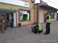 В Луганской области мужчина взорвал гранату в отделении банка