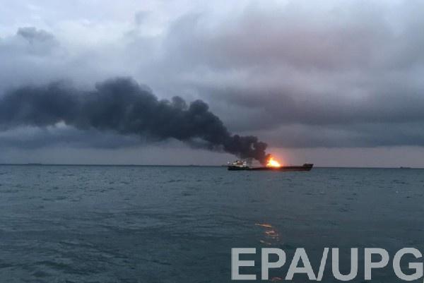 Спасателям осталось найти тела шести моряков