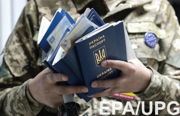 Ежемесячно Украину покидают 100 тысяч человек