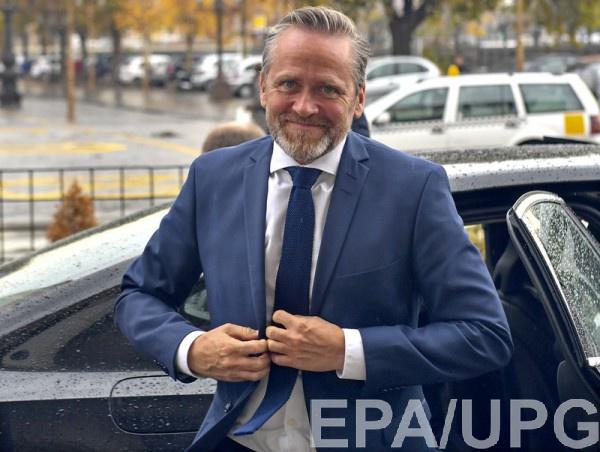 Самуэльсен будет настаивать на новых санкциях против РФ, если моряков не вернут домой