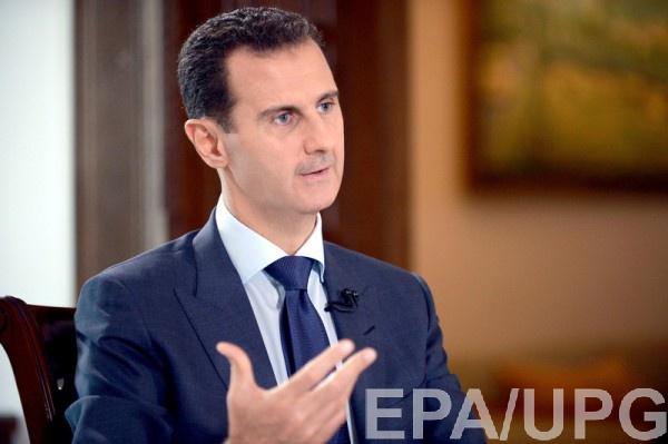 СМИ сообщили, что Асад находится в больнице
