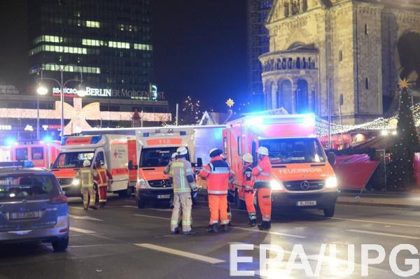 Немецкая милиция официально подтвердила смерть украинца в«берлинской трагедии»