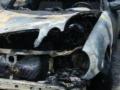 Во Львове военному комиссару сожгли авто