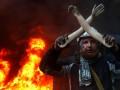 Пятый день противостояния на Грушевского. Фото- и видерепортажи 23 января