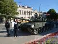 Оккупанты  9 мая стянули в Симферополь военную технику