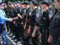 На Донбасс отправился еще один взвод батальона милиции