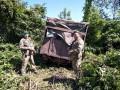 Пограничники со стрельбой остановили прорывавшийся через границу с РФ авто