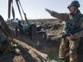 Карта АТО: на Донбассе ранены трое бойцов ВСУ