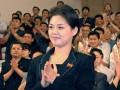 Корейские СМИ сообщают о возможной беременности первой леди КНДР