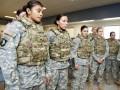 В США женщинам разрешили служить во всех видах войск