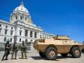 В США 21 штат задействовал Нацгвардию из-за беспорядков