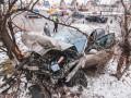 Смертельное ДТП в Киеве: погиб один из водителей