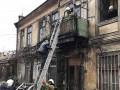 В Одессе обвалилась лестничная клетка в жилом доме