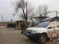 На Донбассе появился новый блокпост