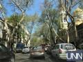 Одесса стоит в пробках из-за перекрытых улиц