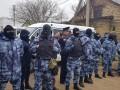 После обысков крымских татар забирает ФСБ