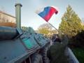 В Крыму пьяные российские военные устроили массовую драку с местными жителями