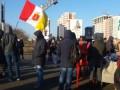 В Одессе предприниматели перекрыли трассу