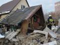 В Днепре мощный взрыв разрушил дом: пострадала старушка