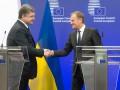 Порошенко и Туск скоординировали позиции в преддверии саммита ЕС