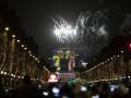 Новогодняя ночь во Франции: сожгли более тысячи машин
