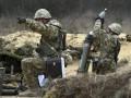 Карта АТО: в боях на Донетчине погиб украинский военный, двое ранены